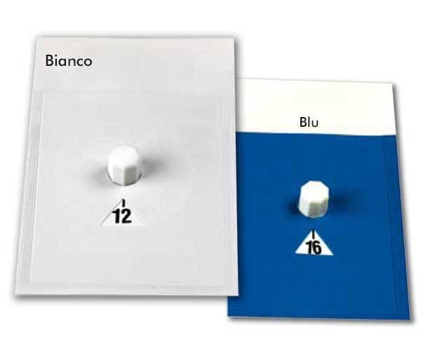 Eccezionale Disco Orario adesivo con rotella in plastca - www.lestylo.it QB48