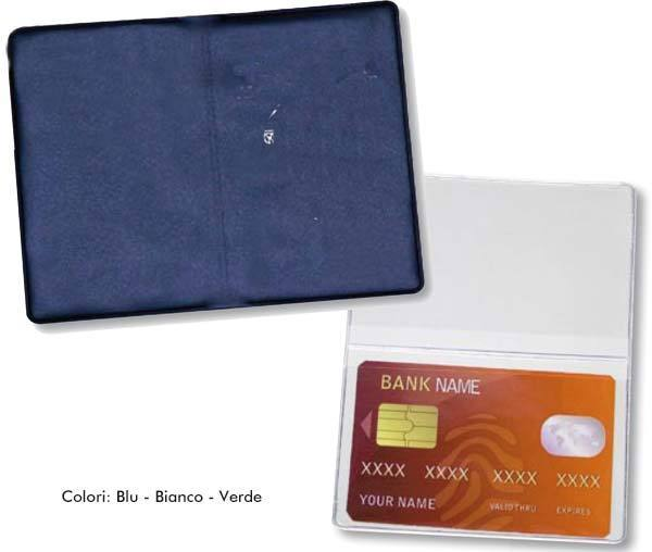card holder health insurance card 2 pockets item z52002 - Insurance Card Holder