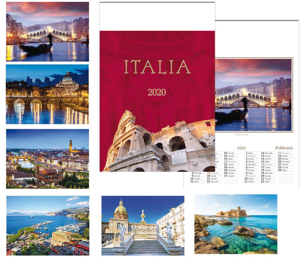 Calendario Artistico.Calendario Artistico Italia Art Il6161 Www Lestylo It